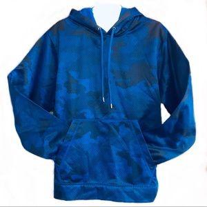 NWOT Sport-Tek SATIN Mens Pullover Jacket - XS